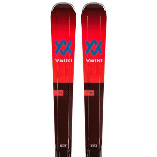 Volkl Deacon 80 Skis + Lowride XL 13 FR GW Bindings 2020