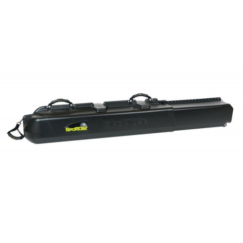 Sportube Series 3 - Snowboard / Ski Hard Case Black
