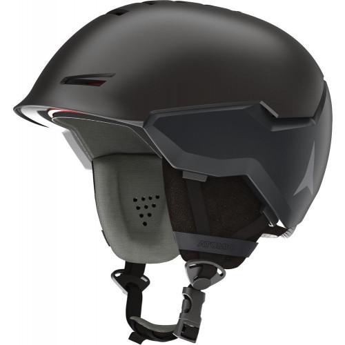 Atomic Revent+ AMID Ski + Snowboard Helmet Black