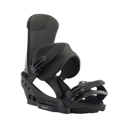 Burton Custom EST Snowboard Bindings Black 2020