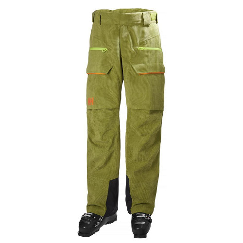 Helly Hansen Garibaldi Mens Pants Wood Green 2020