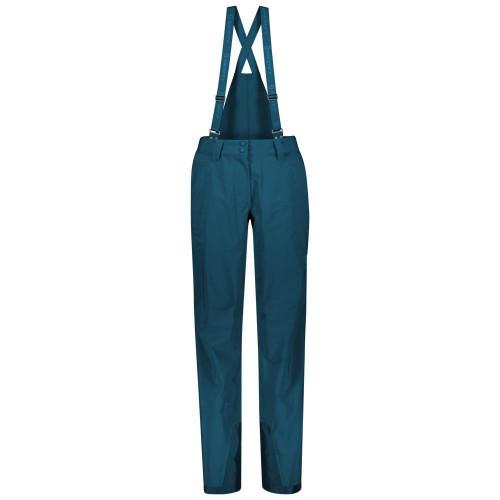 Scott Explorair DRX 3L Women's Shell Pants Majolica Blue