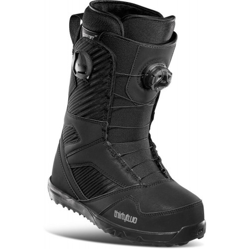Thirtytwo STW Double BOA Womens Snowboard Boots Black 2021