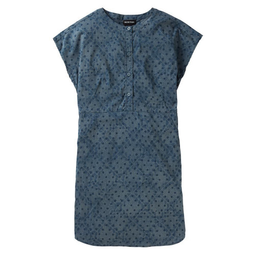 Burton Women's Joy Tunic Dark Slate Faded Dot