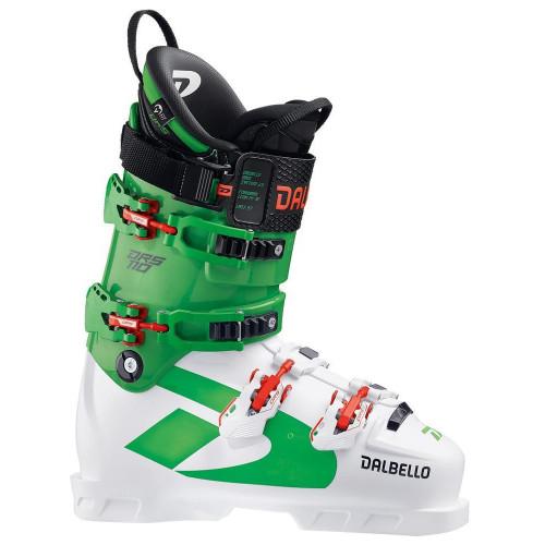 Dalbello DRS 110 Unisex Ski Boots 2021 White/Race Green