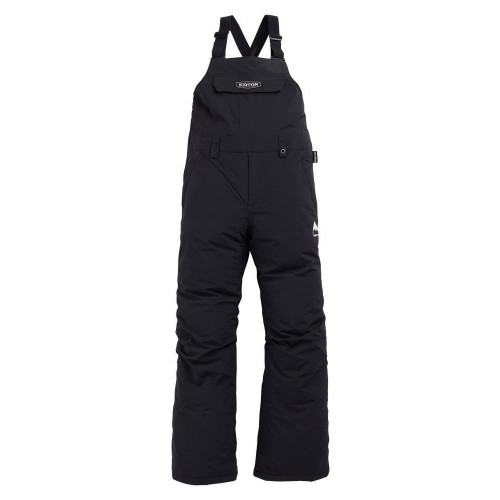 Burton Kids Skylar Bib Pants True Black