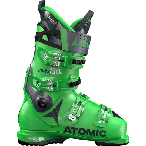 Atomic Hawx Ultra 130 S 2019 Ski Boots Green / Dark Blue