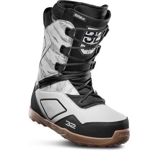 Thirtytwo Light JP Mens Snowboard Boots White/Black/Gum 2020