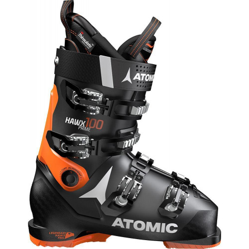 Atomic Hawx Prime 100 Skis Boots Black/Orange 2020