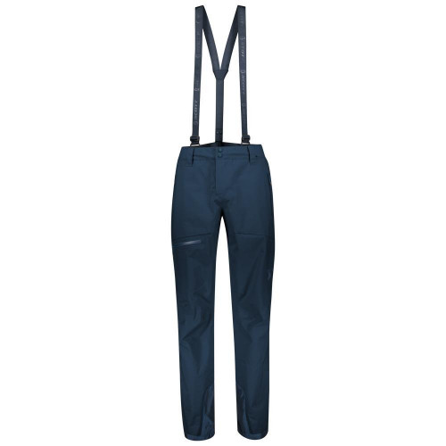 Scott Explorair 3L Men's Shell Pants Dark Blue