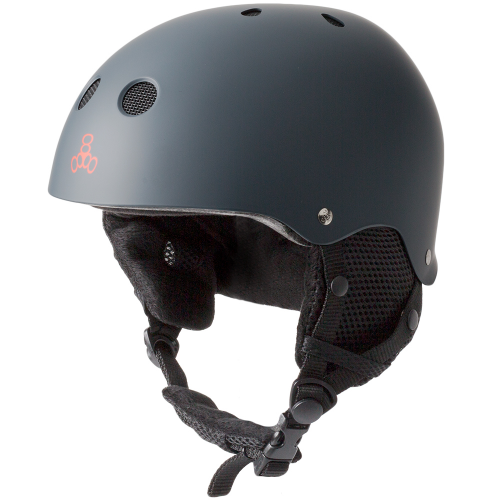 Triple Eight Snow Helmet Grey S/M