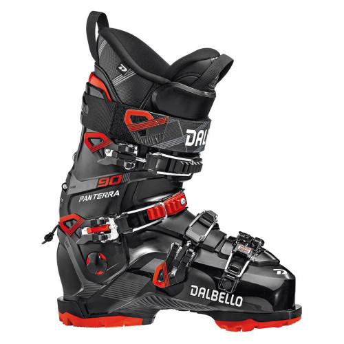 Dalbello Panterra 90 GW Mens Ski Boots 2021 Black/Red