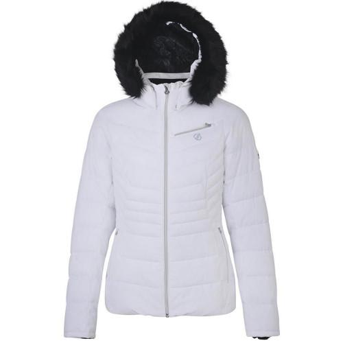 Dare 2b Glamorize Womens Jacket White