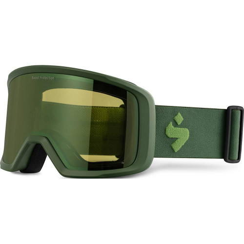 Sweet Protection Firewall Goggles Matte Olive Drab Satin Jasper Lens 2020