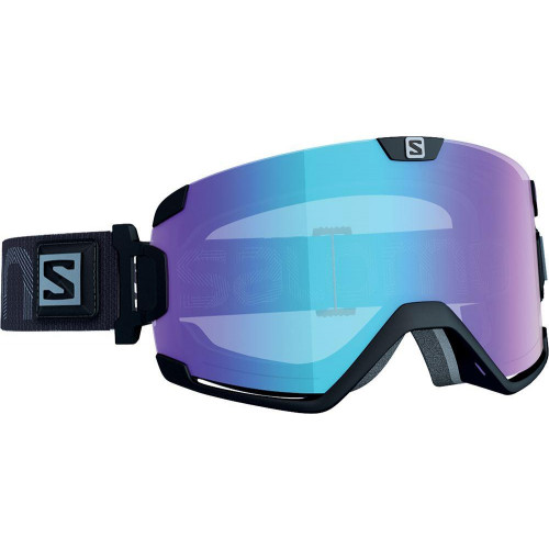 Salomon Cosmic Photo 2018 Goggles Black/All weather Blue Photochromic