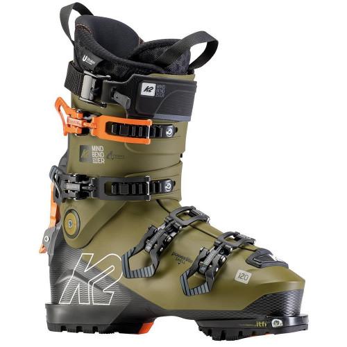 K2 Mindbender 120 Mens Ski Boots 2020