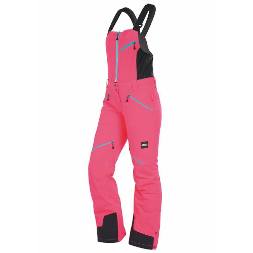 Picture Haakon Women's Bib Pants Neon Pink