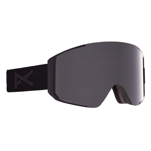 Anon Sync Goggles Smoke - Perceive Sunny Onyx + Variable Violet Spare Lens