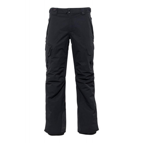686 Men's SMARTY 3-in-1 Cargo Pant Black