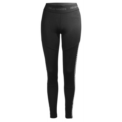 Helly Hansen Lifa Womens Baselayer Pants Black