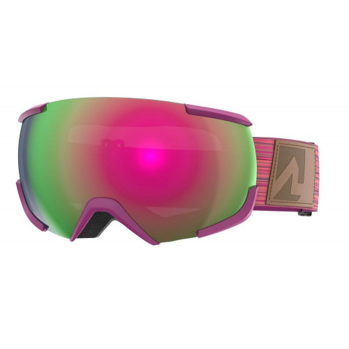Marker 16:10+ Goggles Magenta - Pink Plasma Mirror + Clarity Mirror Lens
