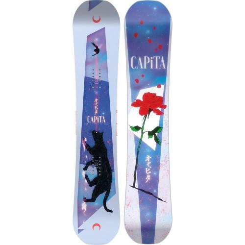 Capita Space Metal Fantasy Womens Snowboard 2021 147cm