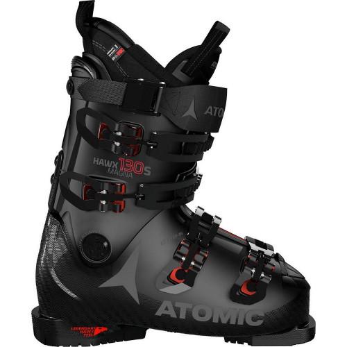Atomic Hawx Magna 130 S Mens Ski Boots 2021 Black/Red