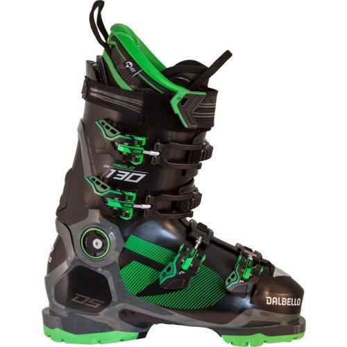 Dalbello DS Asolo 130 GW Mens Ski Boots 2021 Black/Falcon