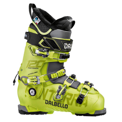 Dalbello Panterra 120 MS 2019 Ski Boots Acid Yellow / Anthracite