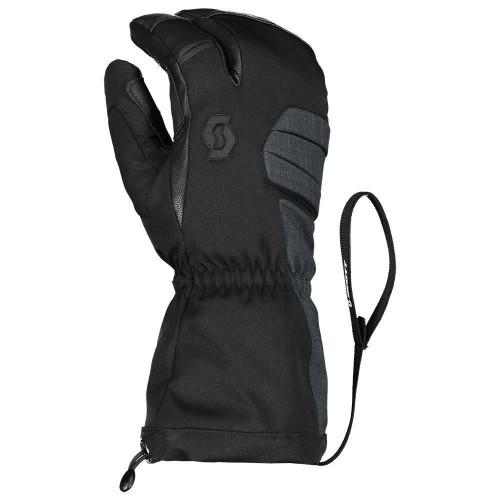 Scott Ultimate Premium GTX Mens Mittens Black
