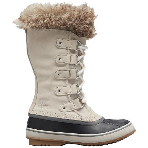 Sorel Womens Joan Of Arctic Snow Boots Dark Stone/Sea
