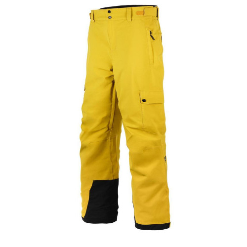 Planks Good Times Insulated Mens Pants Mellow Yellow