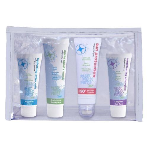 Manbi Sun Care Travel Pack SPF50+