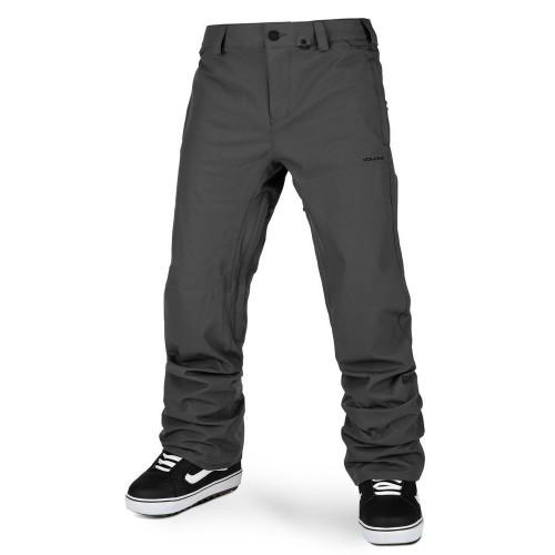 Volcom Freakin Snow Chino Men's Pants Dark Grey