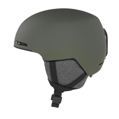 Oakley MOD1 Ski + Snowboard Helmet Dark Brush