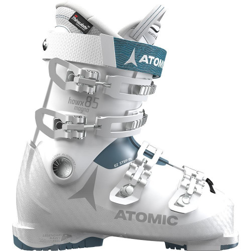 Atomic Hawx Magna 85 W 2019 Womens Skis Boots White/Denim Blue
