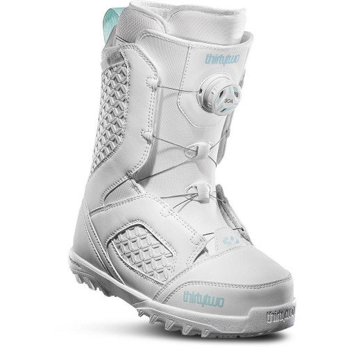 Thirtytwo STW BOA Womens Snowboard Boots White 2020