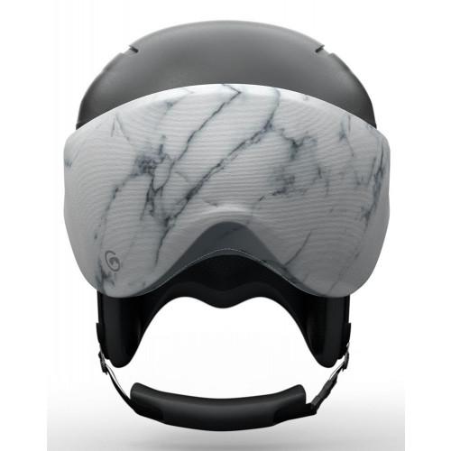 Gogglesoc Visorsoc Lens Protector - Marble