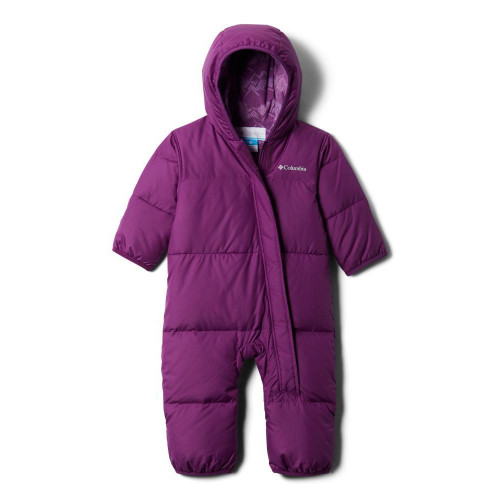 Columbia Toddler Snuggly Bunny Bunting Plum
