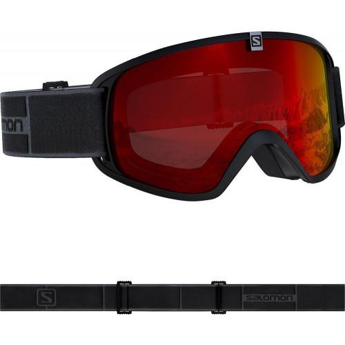 Salomon Trigger Junior Goggles Black