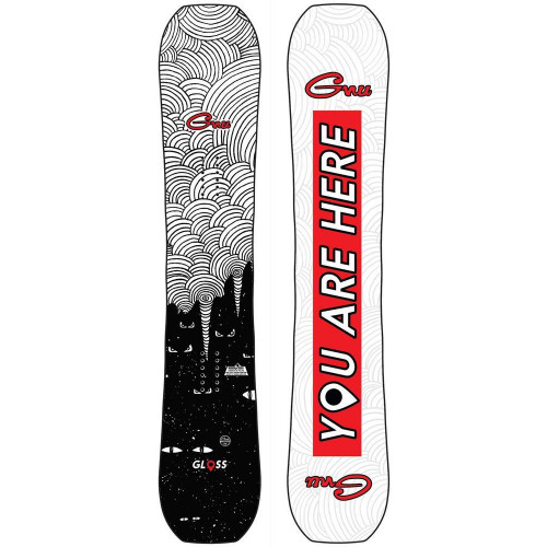 Gnu Gloss C2e Womens Snowboard 2021 148cm