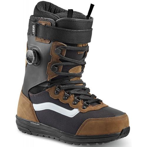 Vans Infuse Mens Snowboard Boots (Pat Moore) Brown/Black 2020
