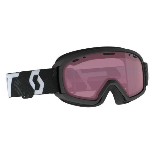 Scott Jr Witty Junior Goggles Team Black/White - Enhancer Lens