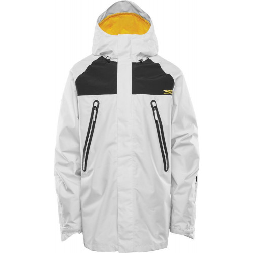 Thirtytwo x Spring Break Pintail Powder Parker Mens Jacket White