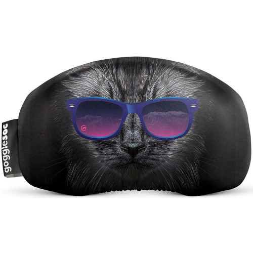 Gogglesoc Lens Protector - Bad Kitty Soc