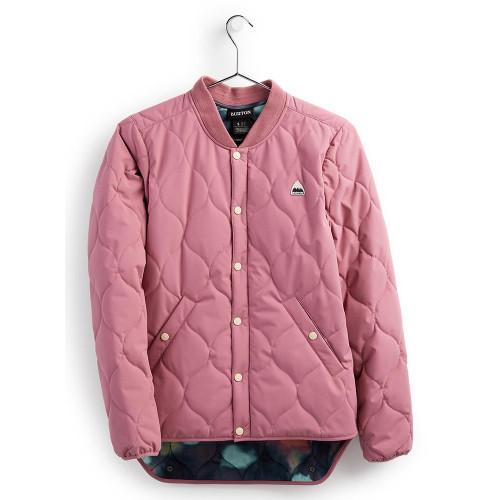 Burton Women's Kiley Insulator Jacket Rosebud