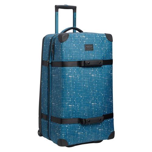 Burton Wheelie Sub 116L Travel Bag Blue Sapphire Ripstop