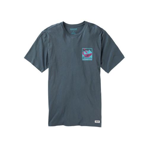 Burton Men's Mitler SS T-Shirt Dark Slate