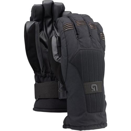Burton Mens Support Gloves True Black