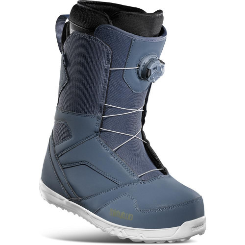 Thirtytwo STW Double BOA Mens Snowboard Boots Blue 2021